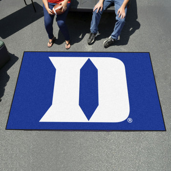 "59.5"" x 94.5"" Duke University Blue Rectangle Ulti Mat"