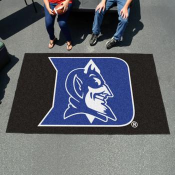 """59.5"""" x 94.5"""" Duke University Blue Devils Rectangle Ulti Mat"""