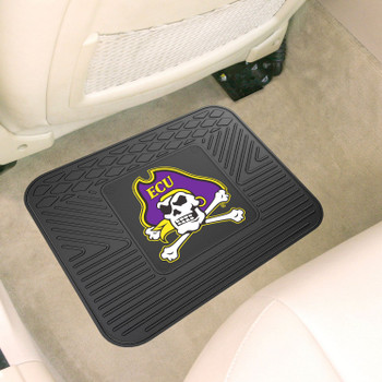 "14"" x 17"" East Carolina University Car Utility Mat"
