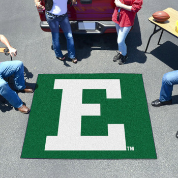 "59.5"" x 71"" Eastern Michigan University Green Tailgater Mat"