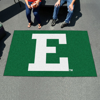 "59.5"" x 94.5"" Eastern Michigan University Green Rectangle Ulti Mat"