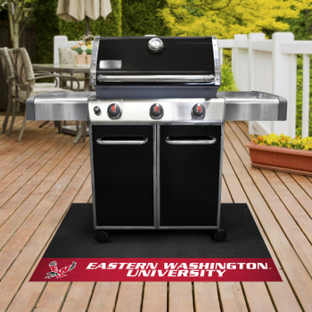 "26"" x 42"" Eastern Washington University Grill Mat"