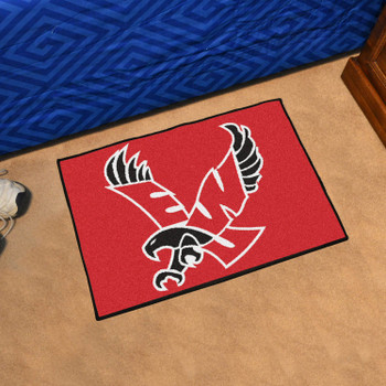 "19"" x 30"" Eastern Washington University Red Rectangle Starter Mat"