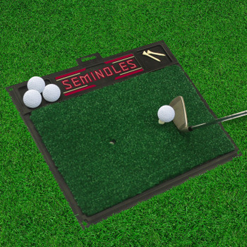 "20"" x 17"" Florida State University Golf Hitting Mat"