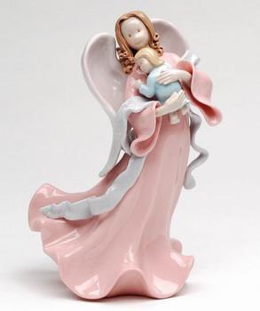 Angel of Life Porcelain Figurine Sculpture