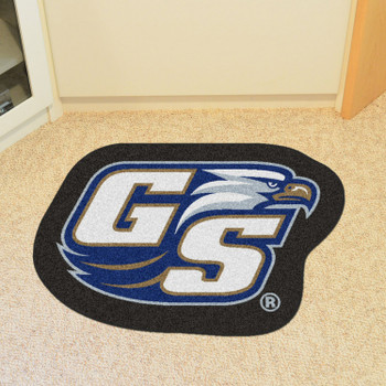 "Georgia Southern University Mascot Mat - ""Eagle & 'GS'"" Logo"