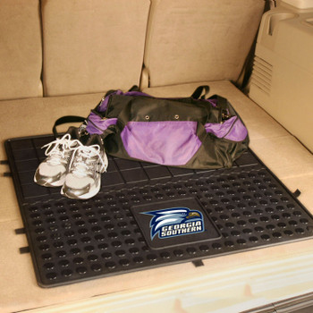 "31"" Georgia Southern University Heavy Duty Vinyl Cargo Trunk Mat"