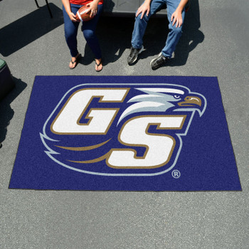 "59.5"" x 94.5"" Georgia Southern University Blue Rectangle Ulti Mat"