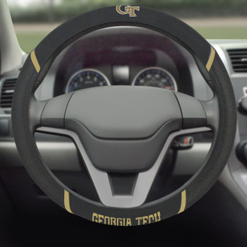 Georgia Tech Steering Wheel Cover