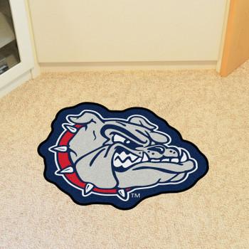 "Gonzaga University Mascot Mat - ""Bulldog"" Logo"