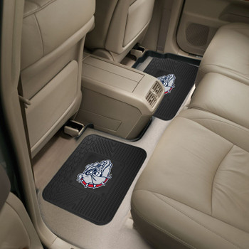 Gonzaga University Heavy Duty Vinyl Car Utility Mats, Set of 2