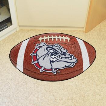 "20.5"" x 32.5"" Gonzaga University Football Shape Mat"