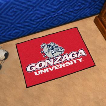 "19"" x 30"" Gonzaga University Red Rectangle Starter Mat"