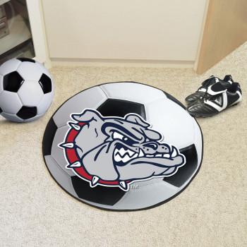 "27"" Gonzaga University Soccer Ball Round Mat"