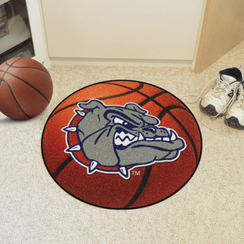 "27"" Gonzaga University Basketball Style Round Mat"