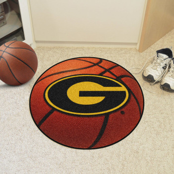 "27"" Grambling State University Basketball Style Round Mat"