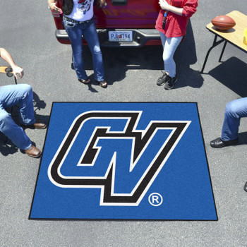 "59.5"" x 71"" Grand Valley State University Blue Tailgater Mat"