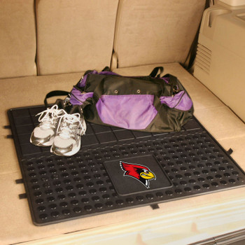 "31"" Illinois State University Heavy Duty Vinyl Cargo Trunk Mat"