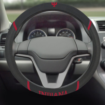 Indiana University Steering Wheel Cover