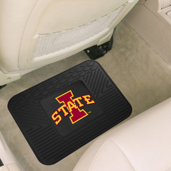 "14"" x 17"" Iowa State University Car Utility Mat"