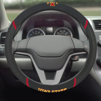 Iowa State University Steering Wheel Cover