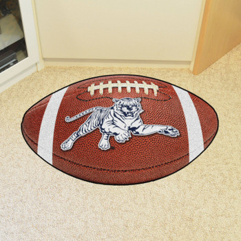 "20.5"" x 32.5"" Jackson State University Football Shape Mat"