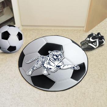 "27"" Jackson State University Soccer Ball Round Mat"