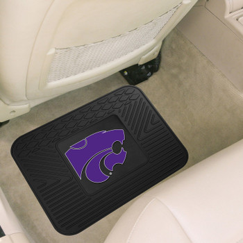 "14"" x 17"" Kansas State University Car Utility Mat"