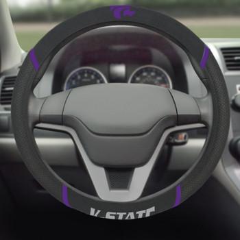 Kansas State University Steering Wheel Cover