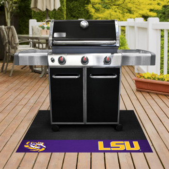 "26"" x 42"" Louisiana State University Grill Mat"