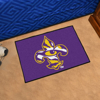 "19"" x 30"" Louisiana State University Rectangle Starter Mat"