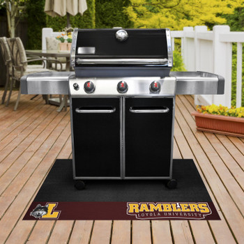 "26"" x 42"" Loyola University Chicago Grill Mat"