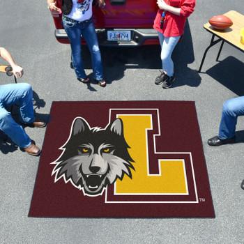 "59.5"" x 71"" Loyola University Chicago Maroon Tailgater Mat"