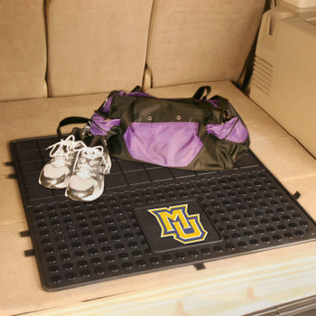 "31"" Marquette University Heavy Duty Vinyl Cargo Trunk Mat"