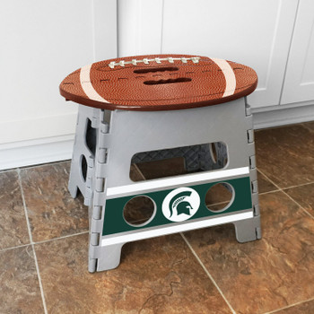 Michigan State University Folding Step Stool