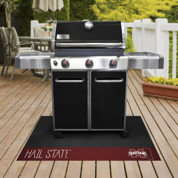 Mississippi State University Southern Style Grill Mat