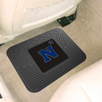 "14"" x 17"" U.S. Naval Academy Car Utility Mat"