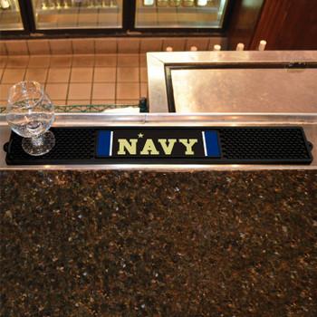 U.S. Naval Academy Vinyl Drink Mat