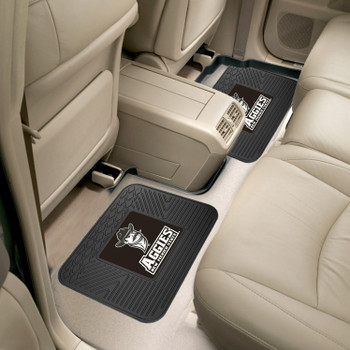 New Mexico State University Heavy Duty Vinyl Car Utility Mats, Set of 2