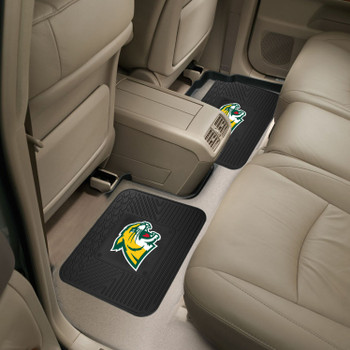 Northern Michigan University Heavy Duty Vinyl Car Utility Mats, Set of 2