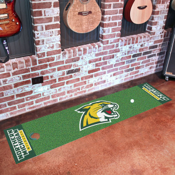 "18"" x 72"" Northern Michigan University Putting Green Runner Mat"