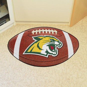 "20.5"" x 32.5"" Northern Michigan University Football Shape Mat"