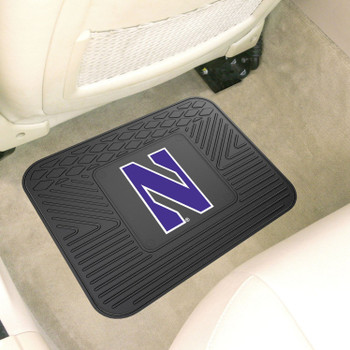 "14"" x 17"" Northwestern University Car Utility Mat"
