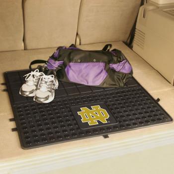 "31"" Notre Dame Heavy Duty Vinyl Cargo Trunk Mat"