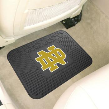 "14"" x 17"" Notre Dame Utility Mat"