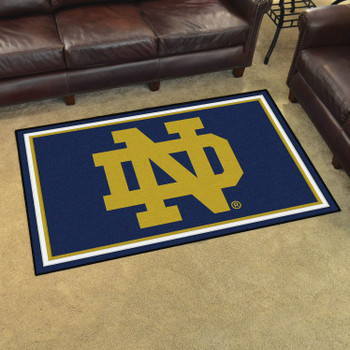 4' x 6' Notre Dame Rectangle Rug