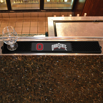 Ohio State University Vinyl Drink Mat