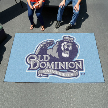 "59.5"" x 94.5"" Old Dominion University Blue Rectangle Ulti Mat"