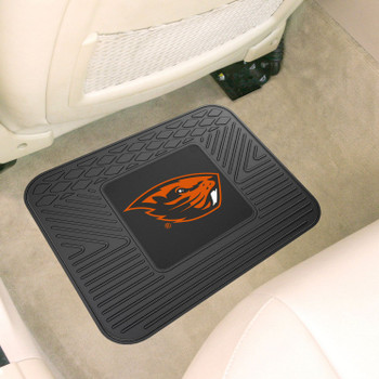 "14"" x 17"" Oregon State University Car Utility Mat"