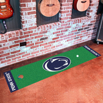 "18"" x 72"" Penn State Putting Green Runner Mat"